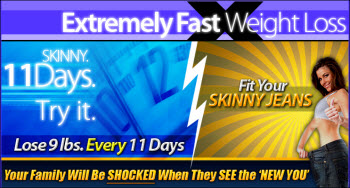 Lose 9 Pounds In The Next 11 Days Or Your Money Back !!!!