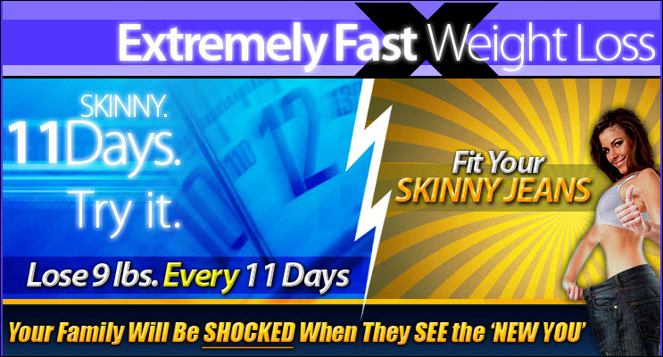 Extremely Fast Weight Loss