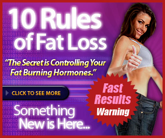 10 Rules Of Fat Loss
